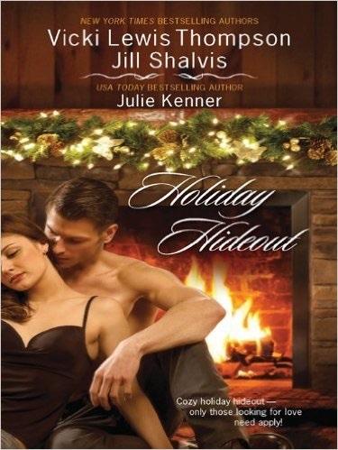 The Christmas set-up Jill Shalvis