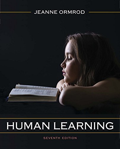 Human Learning (7th Edition) Jeanne Ellis Ormrod