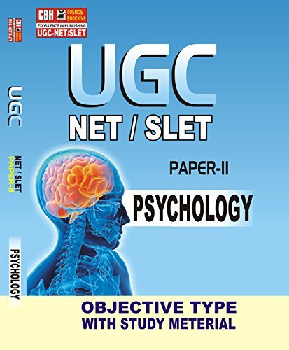 UGC-NET Psychology Paper- II  by  CBH EDITORIAL BOARD