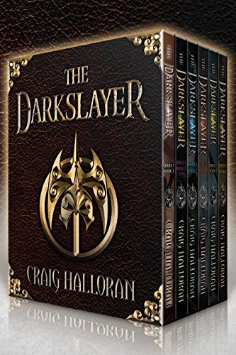 The Darkslayer Omnibus (Series 1, Boxed set, Book 1 -6) Craig Halloran