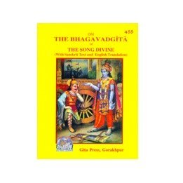 The Bhagavadgita or The Song Divine Krishna-Dwaipayana Vyasa