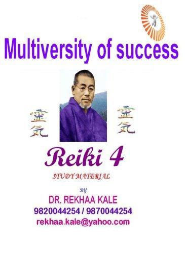 Reiki 4 Rekhaa Kale