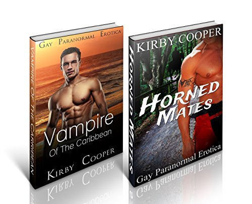 EROTICA: MENAGE: GAY SHORT STORIES FOR MEN: Vampire Of The Caribbean and Horned Mates (Gay Paranormal Menage Romance For Men) (New Adult Erotic Romance Short Stories)  by  Ruby City Books