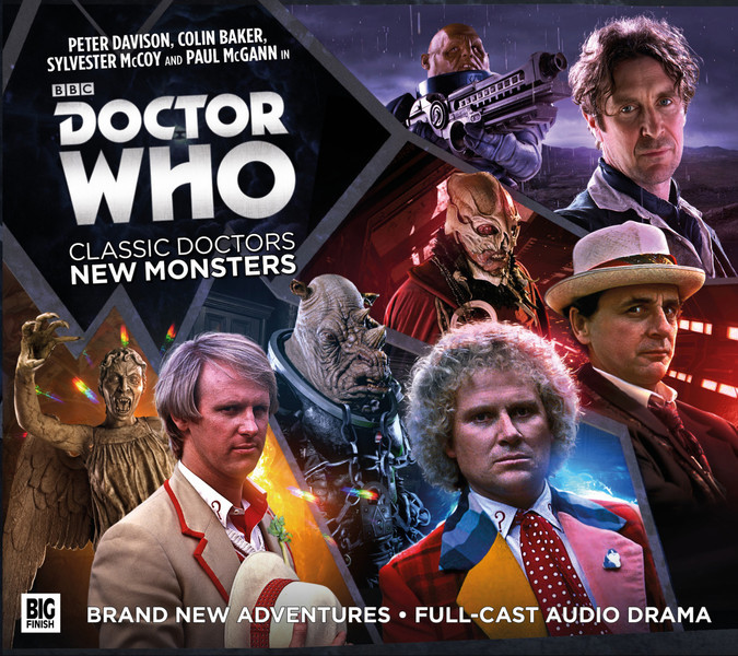 Doctor Who: Classic Doctors, New Monsters  by  Phil Mulryne