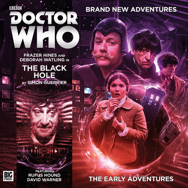 Doctor Who: The Black Hole (The Early Adventures, #2.3)  by  Simon Guerrier