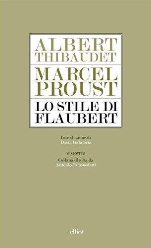 Lo stile di Flaubert  by  Marcel Proust