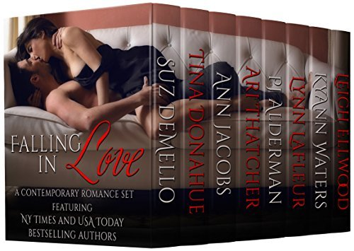 Falling in Love: a boxed set of 8 sexy contemporary romances  by  Suz deMello