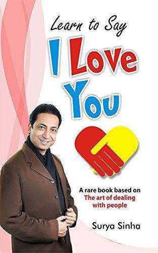 Learn to say I Love You Surya Sinha