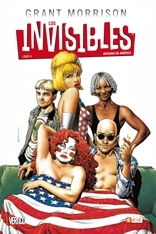 The Invisibles, Vol. 04: Infierno en América Grant Morrison
