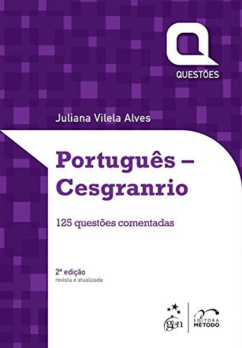 Português: Cesgranrio Juliana Alves