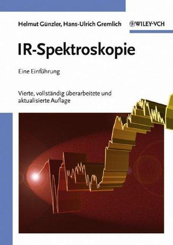 IR-Spektroskopie: Eine Einführung Helmut Günzler