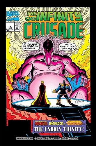 Infinity Crusade #3 (Infinity Crusade Vol. 1) Jim Starlin