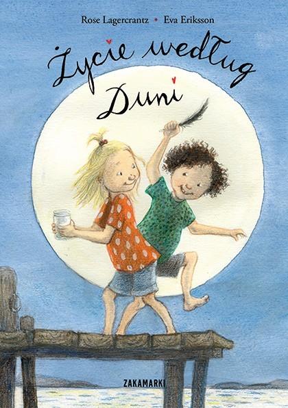 Życie według Duni  by  Rose Lagercrantz