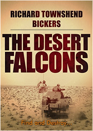 The Desert Falcons  by  Richard Townshend Bickers