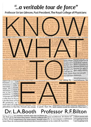 Know What to Eat  by  L. A. Booth