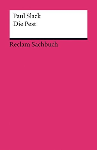 Die Pest: Reclam Sachbuch  by  Paul Slack