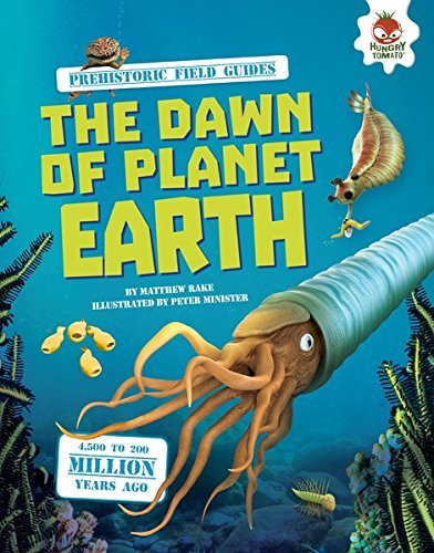 The Dawn of Planet Earth  by  Matthew Rake