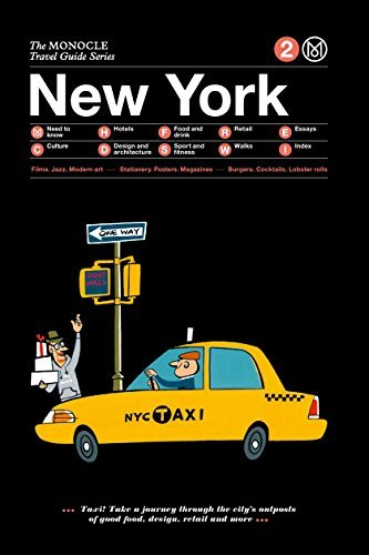 New York: Monocle Travel Guide  by  Monocle