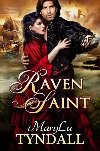 The Raven Saint (Charles Towne Belles Book 3)  by  M.L. Tyndall
