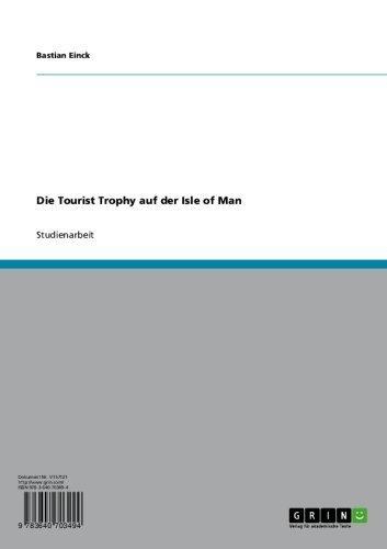 Die Tourist Trophy auf der Isle of Man  by  Bastian Einck