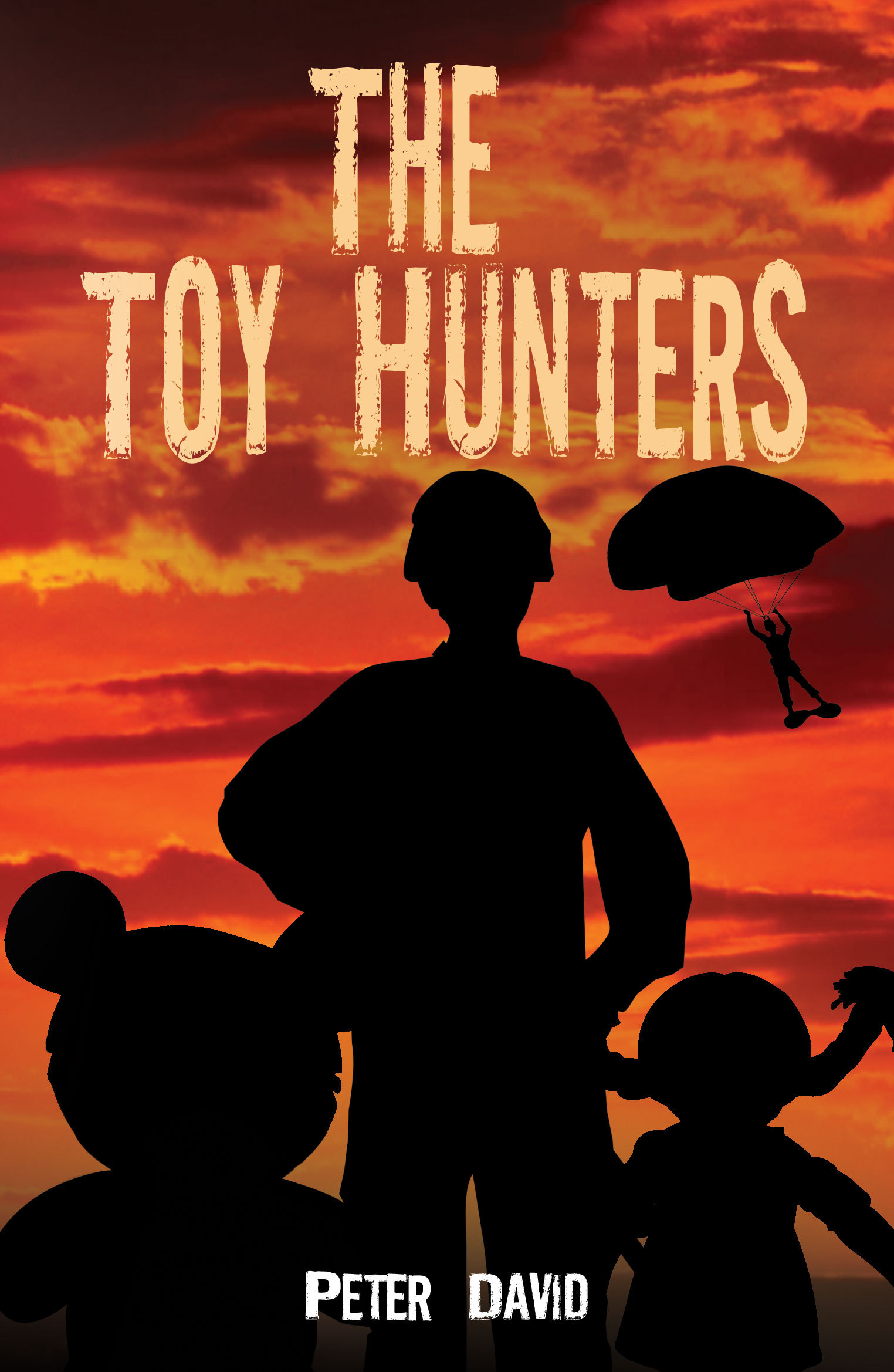 The Toy Hunters  by  Peter David