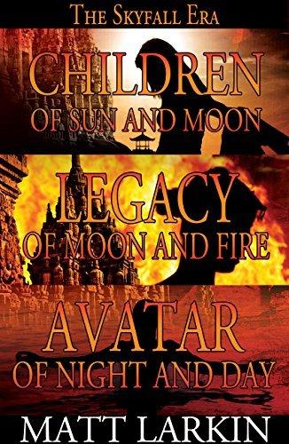 The Skyfall Era Trilogy: Books 1-3  by  Matt Larkin