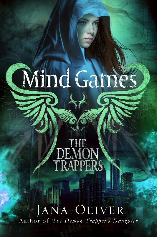 Mind Games (The Demon Trappers, #5) Jana Oliver