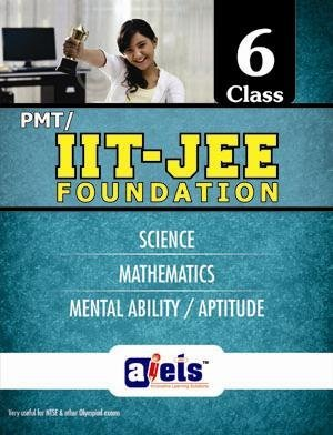 PMT/IIT-JEE Foundation for Class 6 Disha Experts
