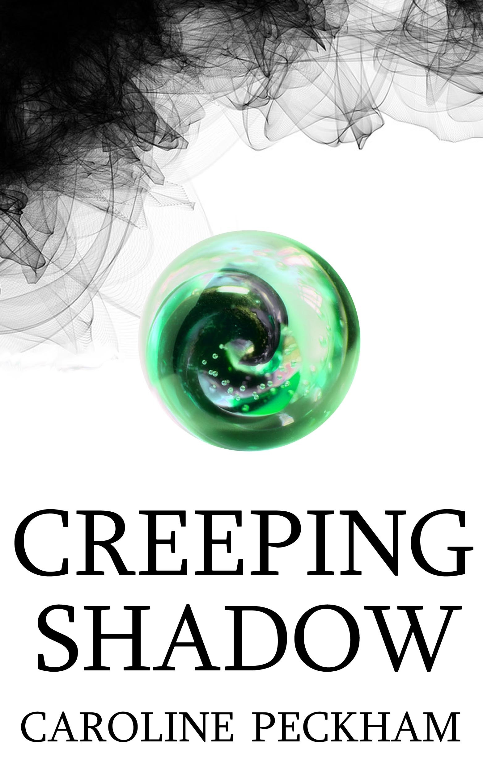 Creeping Shadow (The Rise of Isaac, #1) Caroline Peckham