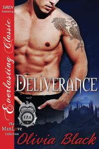 Deliverance (Federal Paranormal Agency, #5) Olivia  Black