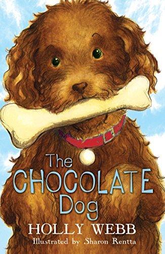 The Chocolate Dog (0) Holly Webb