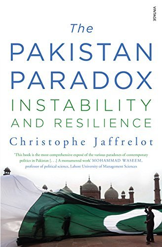 The Pakistan Paradox: Instability and Resilience Christophe Jaffrelot