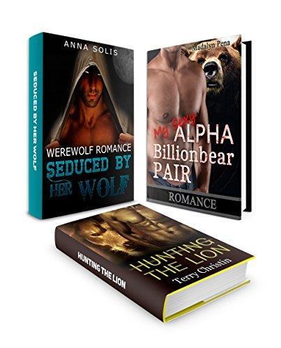 SHAPE-SHIFTER BOX SET: My Sexy Alpha Billionbear Pair Plus Hunting the Lion Story  by  Anna Solis