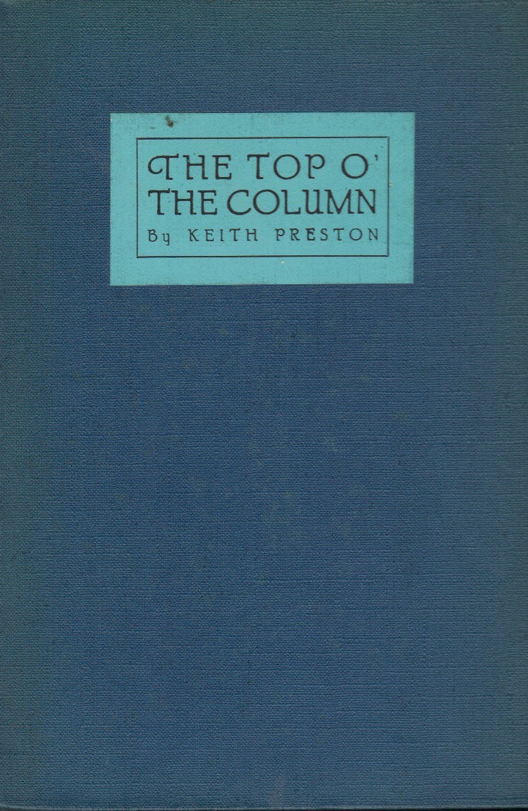 The Top of the Column  by  Keith  Preston