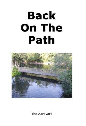Back on the Path The Aardvark