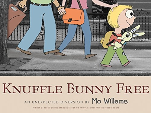 Knuffle Bunny Free: An Unexpected Diversion (Knuffle Bunny, #3)  by  Mo Willems