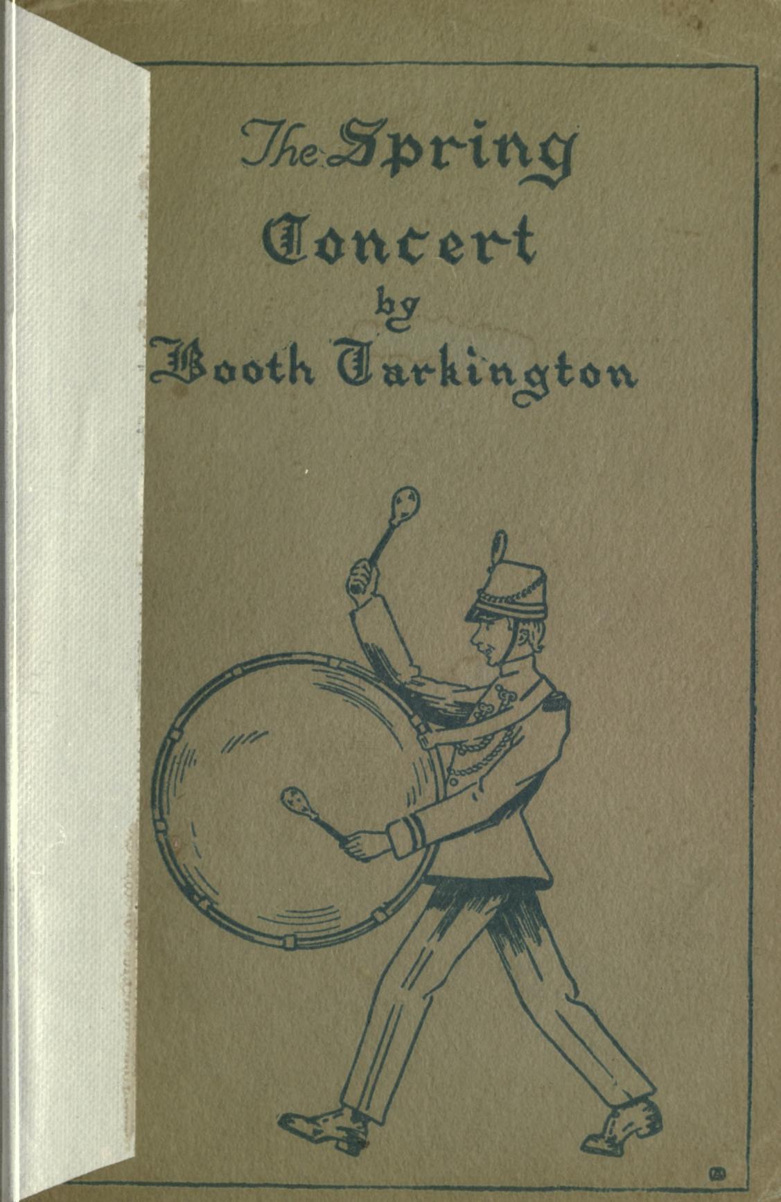 The Spring Concert Booth Tarkington