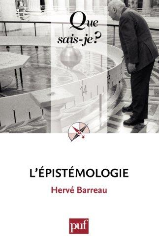 Lépistémologie  by  Hervé Barreau