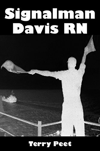 Signalman Davis RN Terry Peet