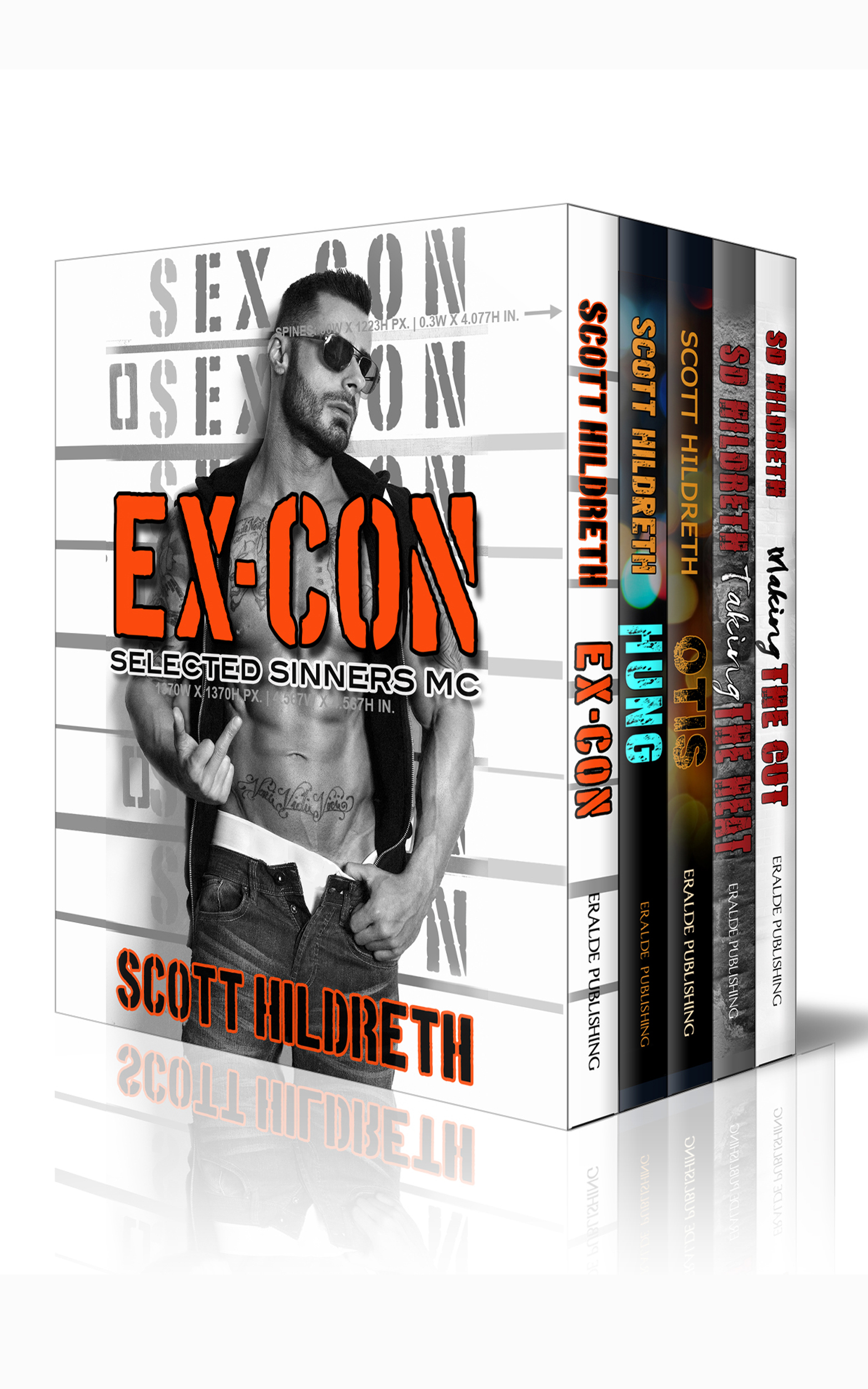 Selected Sinners BOX SET (5 books)  by  Scott Hildreth