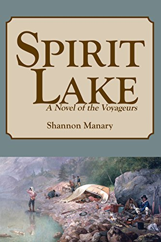 Spirit Lake Shannon Manary