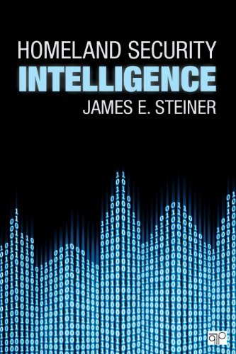 Homeland Security Intelligence  by  James E Steiner