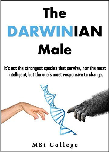 The Darwinian Male  by  Kris Sturmey
