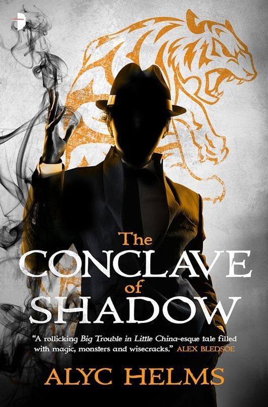 The Conclave of Shadow (Missy Masters, #2) Alyc Helms