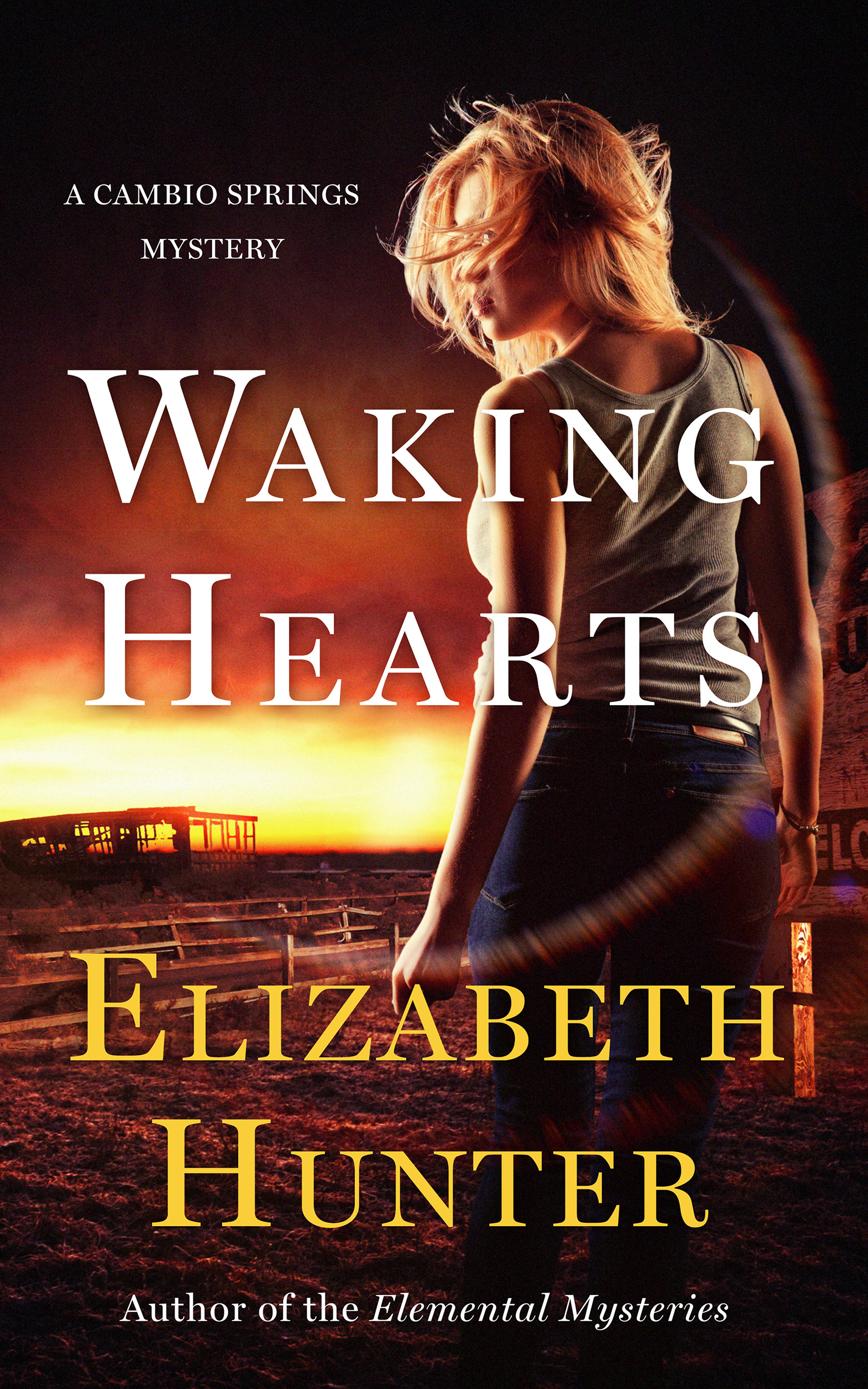Waking Hearts (Cambio Springs, #3) Elizabeth   Hunter