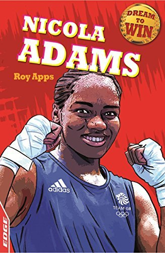 Nicola Adams  by  Roy Apps