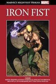 Iron Fist (Marvels Mightiest Heroes, #54) Roy Thomas