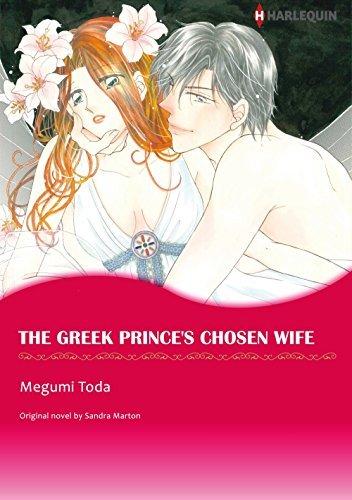 THE GREEK PRINCES CHOSEN WIFE  by  Sandra Marton
