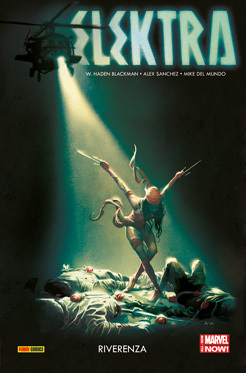 Elektra, Vol. 2: Riverenza W. Haden Blackman