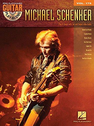 Michael Schenker: Guitar Play-Along Volume 175  by  Michael Schenker